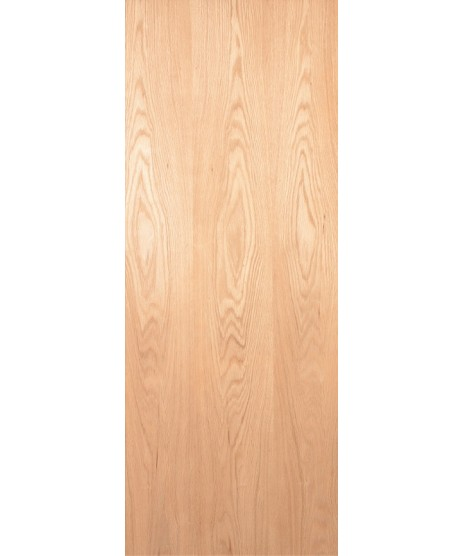 Oak Flush Fire Door 30 Minute FD30
