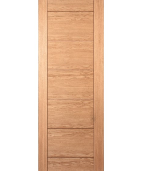 Deanta HP12 Oak Fire Door FD30