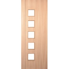 Deanta HP19G Oak Fire Door FD30 (unglazed)