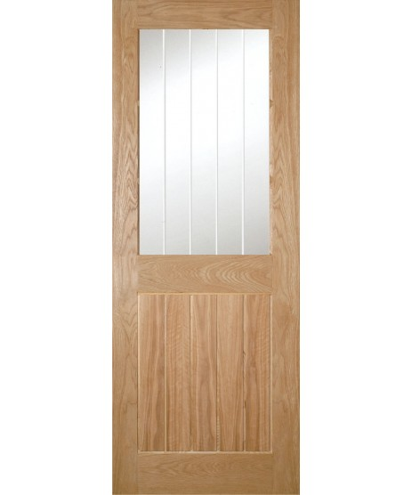 Deanta HP22G Oak Door