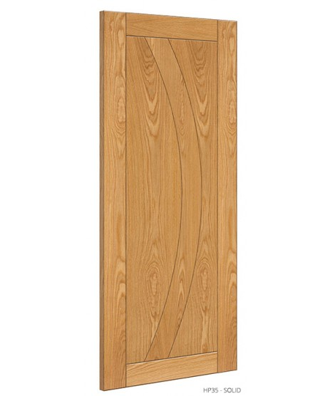 Deanta HP35 Oak Door