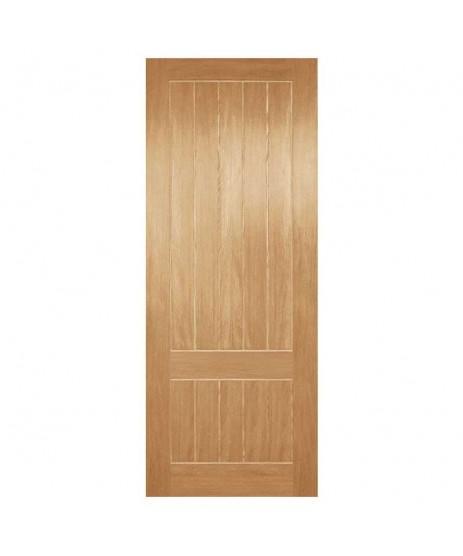 Deanta HP38 Oak Door