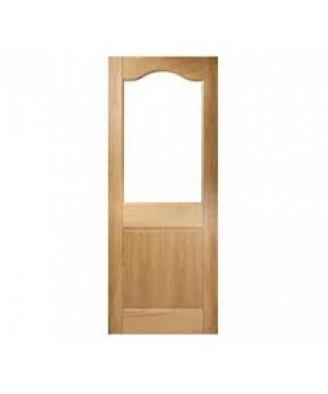 Seadec Bandon 2 Panel Oak Door
