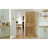 Deanta NM1 Oak Door