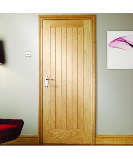 Seadec Nevada Oak Door
