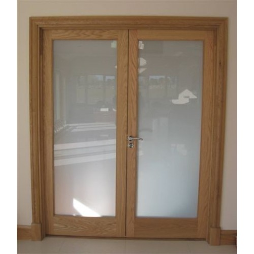 Cheshire Oak Shaker Frosted