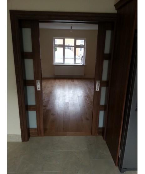 Henderson Husky Sliding Door Track 2.4mtr