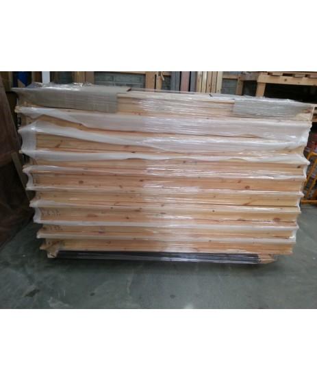 Walnut Prehung Door Set (Fire Door Optional)