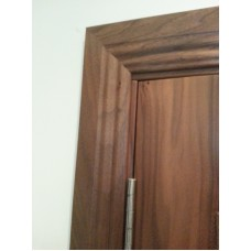 Walnut Moulded Architrave Set