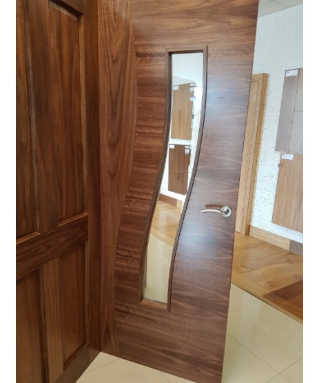Deanta HP24 Walnut Door