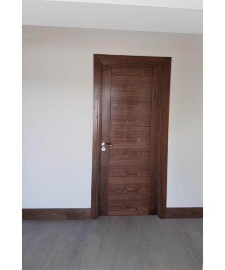 Deanta HP12 Walnut Door FD30
