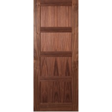 Deanta HP1 Walnut Door