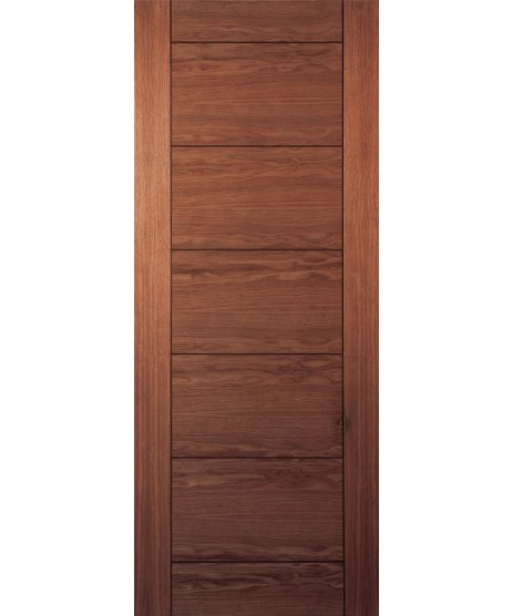 Deanta HP12 Walnut Door FD30