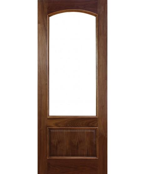Deanta RB7G Walnut Door