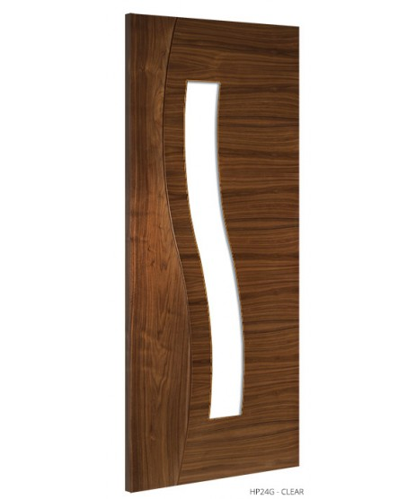 Deanta HP24G Walnut Door