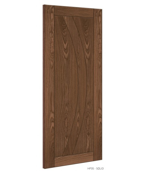 Deanta HP35 CT Walnut Door