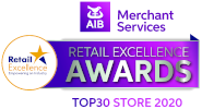 AIB Merchant Services - top 100 Store award