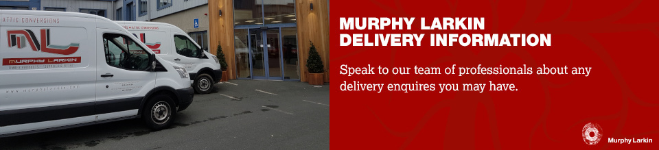 Murphy Larkin - Delivery Information
