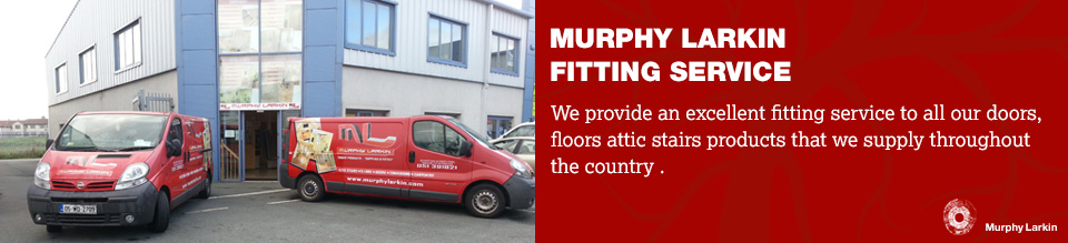 Fitting Service - Murphy Larkin