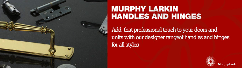 Handles And Hinges - Murphy Larkin