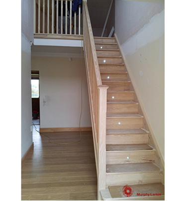 Murphy Larkin - Staircase - Joinery